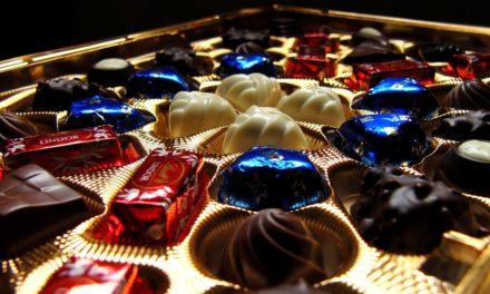 ¿Sabías que comiendo chocolate se adelgaza?