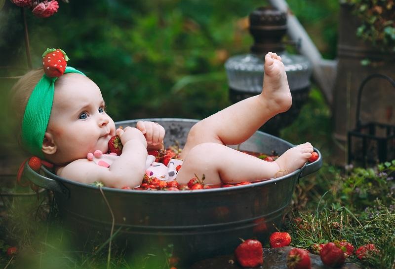 Gastroenteritis y deshidratación: ¿cómo rehidratar al bebé?