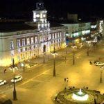 Imágenes de Madrid a las 21:00 h del 14-03-2020 Estado de Alarma